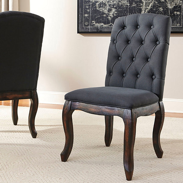 Signature Design by Ashley® Trudell Set of 2 Upholstered Side Chairs