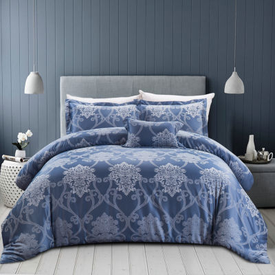 California Design Den Hotel Milano 3-PC Duvet Cover Set