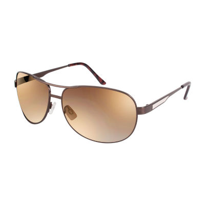 Arizona Full Frame Aviator UV Protection Sunglasses-Mens