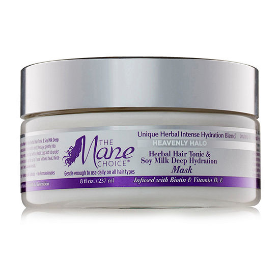 The Mane Choice Heavenly Halo Deep Hydration Mask-8 oz.