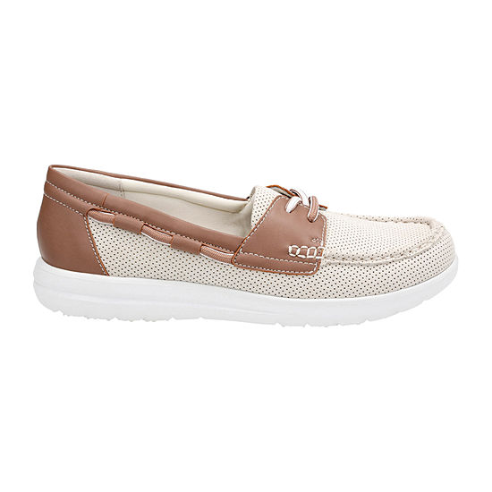 Clarks Womens Jocolin Vista Round Toe Slip-On Shoe