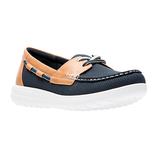 Clarks Jocolin Vista Womens Boat Shoe