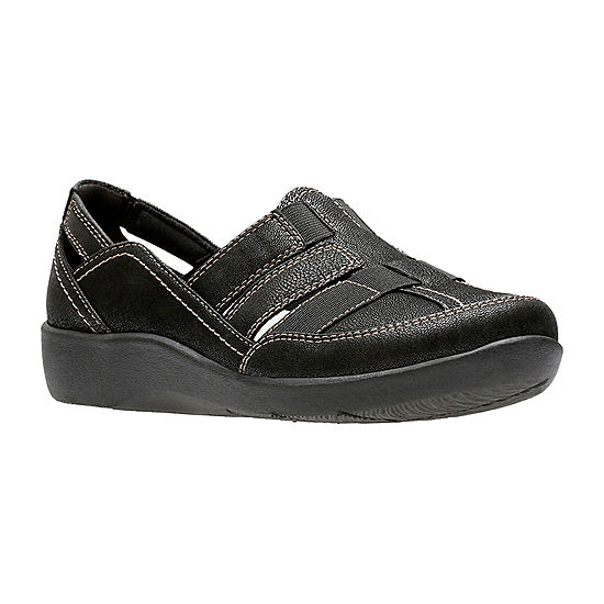 2c852f363431 Clarks Sillian Stork Womens Slip On Shoes JCPenney