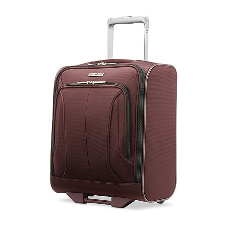 Samsonite Soar Dlx 16 Inch Underseater Luggage, One Size , Red