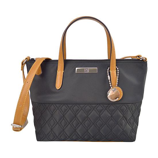 Liz Claiborne Nylon Small Tote Bag