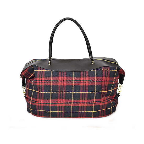 Imoshion Vegan Weekender Shoulder Bag