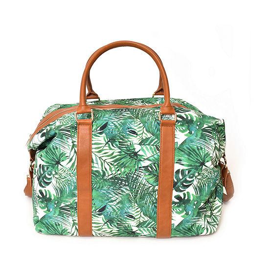 Imoshion Vegan Weekender Shoulder Bag
