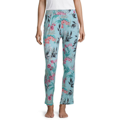 Ambrielle Womens Knit Pajama Pants