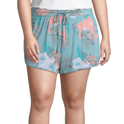 Ambrielle Womens - Plus Pajama Shorts