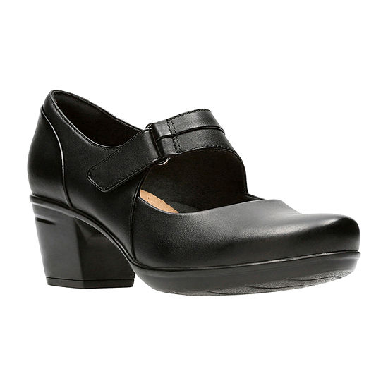 Clarks Womens Emslie Lulin Slip-On Shoe