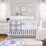 The Peanut Shell Farmhouse Crib Sheet