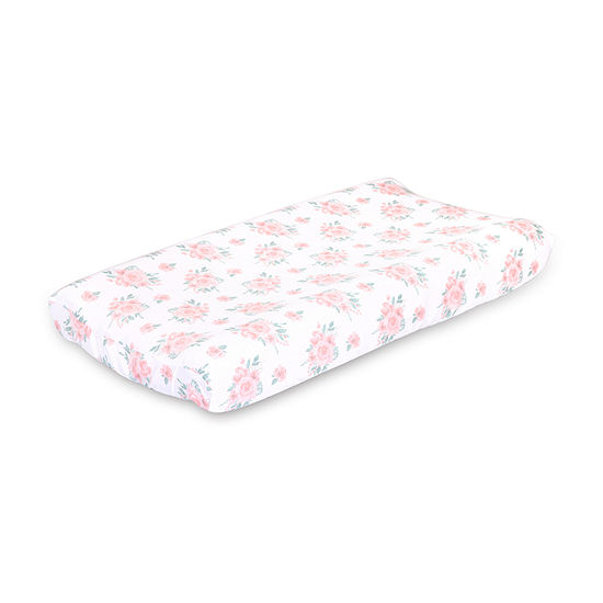 The Peanut Shell Farmhouse Changing Pad Cover