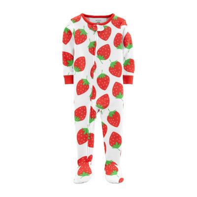 Carter's One Piece Pajama - Baby Girl