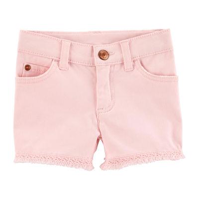 Carter's Girls Denim Short
