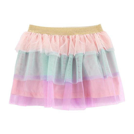Carter's Girls Midi Tutu Skirts Toddler