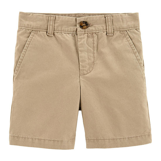 Carters Boys Chino Short Toddler