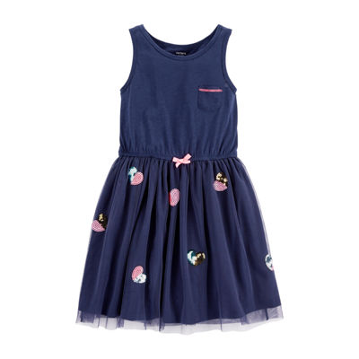 Carter's Sleeveless Tutu Dress - Preschool Girl