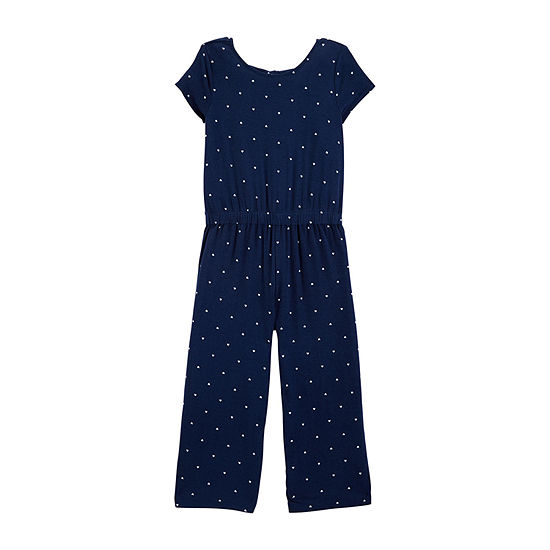 Carter's Girls Jumpsuit Preschool / Big Kid