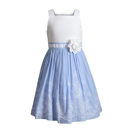 Emily West Sleeveless Skater Dress Preschool Big Kid Girls