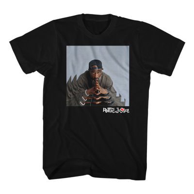Mens Tupac Graphic T-Shirt