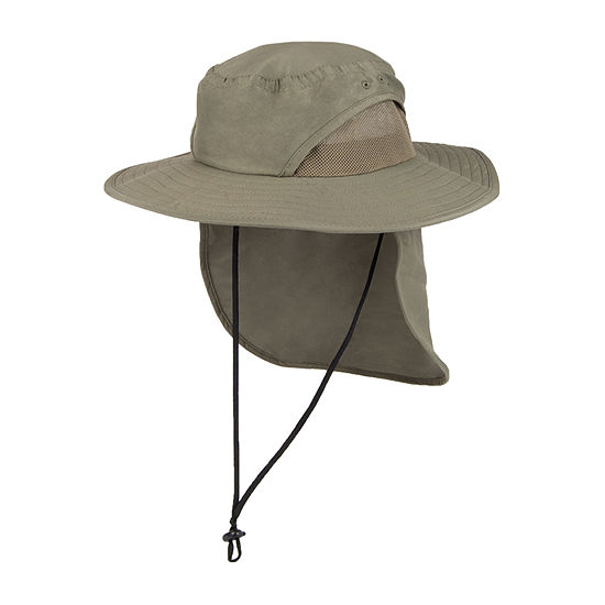 Heat Edge® Mesh Vent Boonie with Neck Cover