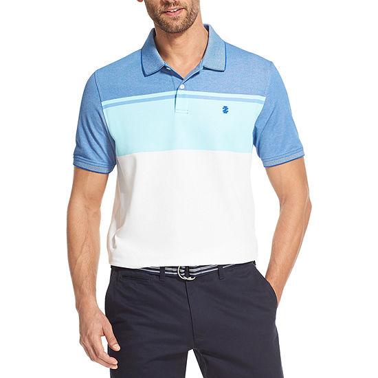 IZOD Advantage Performance Mens Short Sleeve Polo Shirt Big and Tall