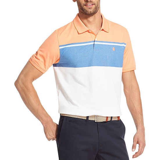2b1abef590323 IZOD The Advantage Performance Polo Mens Short Sleeve Polo Shirt Big and  Tall - JCPenney