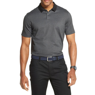 Van Heusen  Flex Mens Short Sleeve Polo Shirt Big and Tall