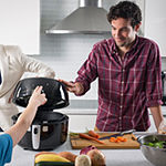 Modernhome 7 Qt 7-in-1 Digital Touch-Screen Air Fryer with Auto-Stirring Arm