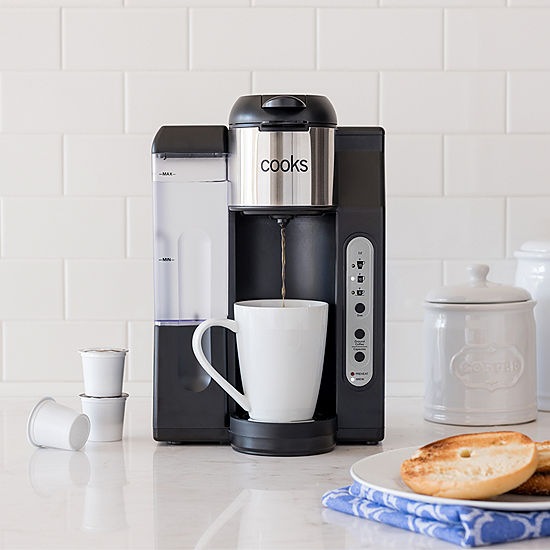 Cooks Single Serve Coffee Maker 22209 Jcpenney
