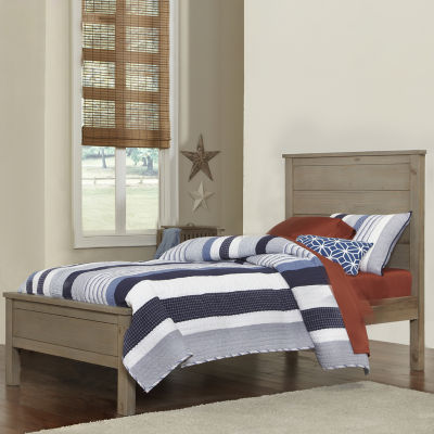 Highlands Alex Panel Bed
