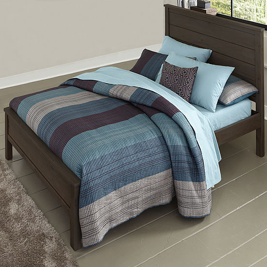 Highlands Alex Panel Bed