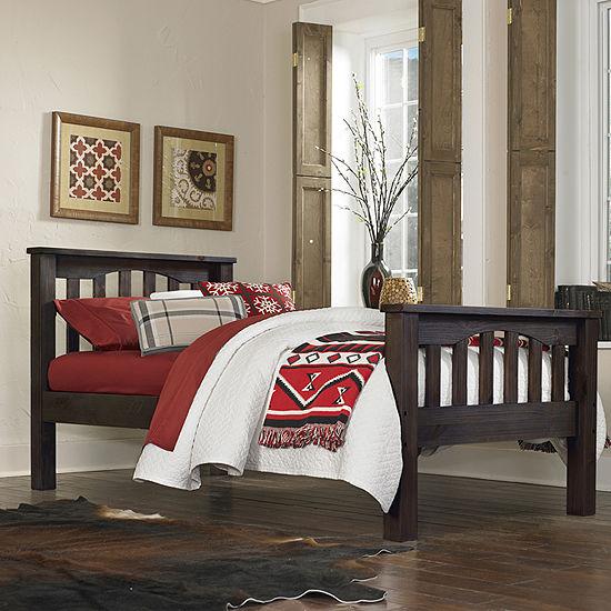 Highlands Harper Bed