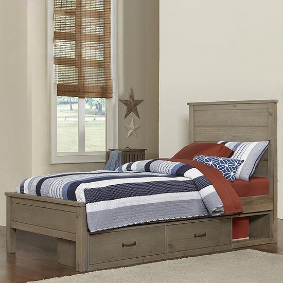 Highlands Alex Bed with Storage