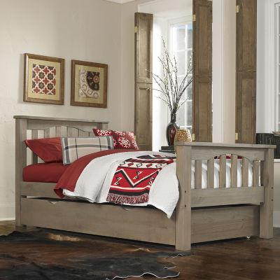 Highlands Harper Bed with Trundle