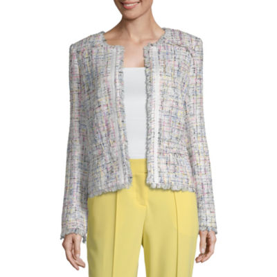 Worthington Womens Classic Fit Blazer