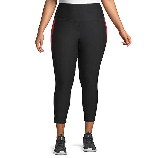 Xersion-Plus Womens High Waisted Legging