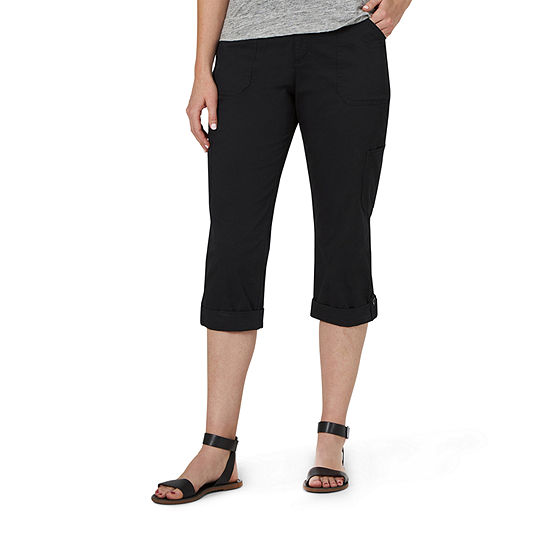 Lee® Relaxed Fit Cargo Capri