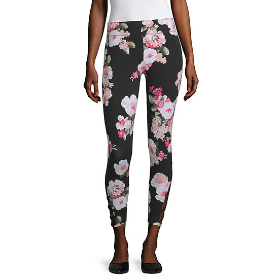 Mixit Womens 7/8 Ankle Leggings