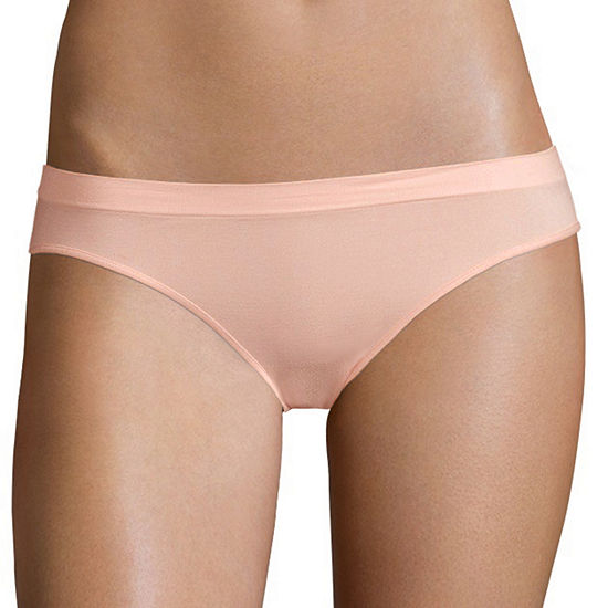 Ambrielle Seamless Knit Bikini Panty 14p017