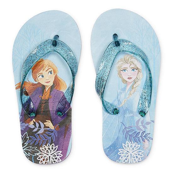 Disney Collection Frozen Flip-Flops