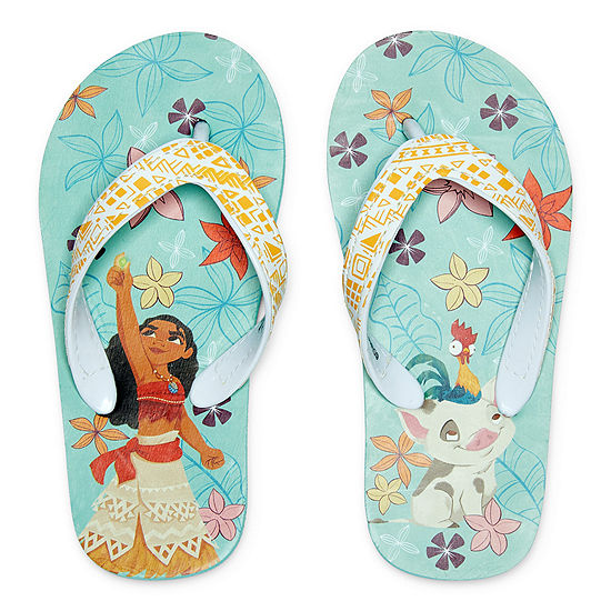Disney Collection Moana Flip-Flops