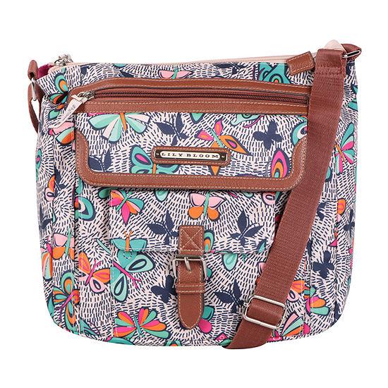 Lily Bloom Phoebe Crossbody Bag