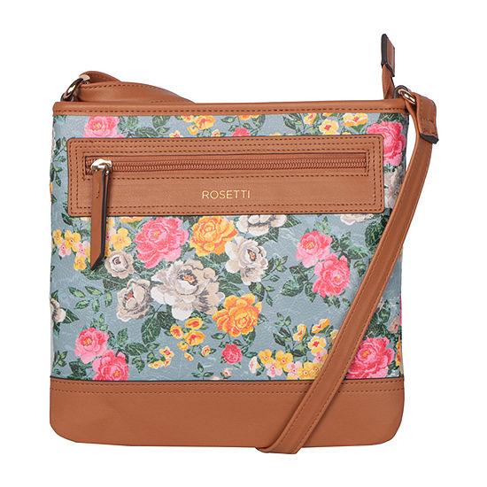 Rosetti Cali Crossbody Bag