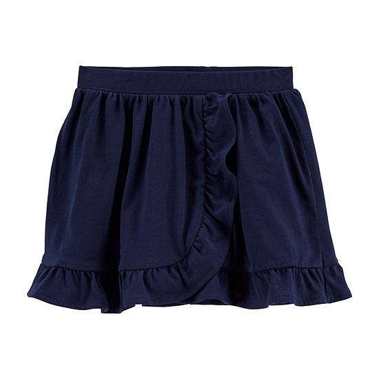 Carter's Toddler Girls Wrap Skirt
