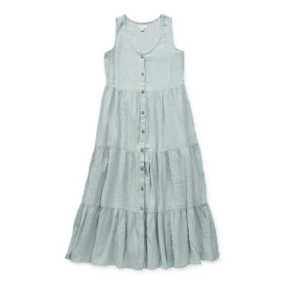 Peyton & Parker Mommy & Me Womens Sleeveless A-Line Dress