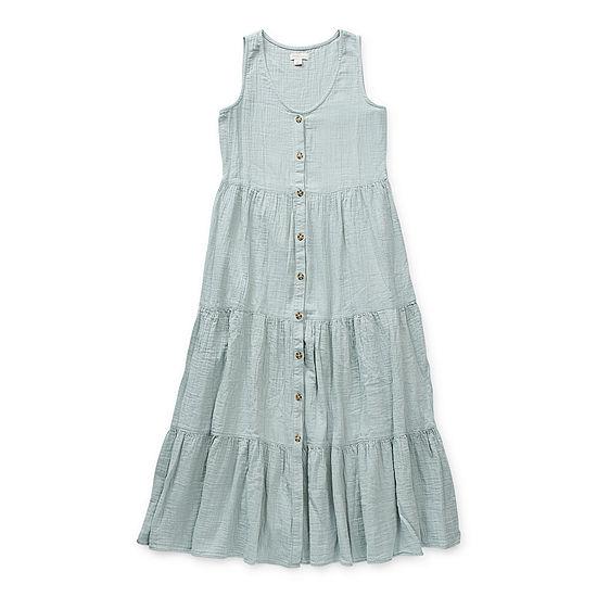 Peyton & Parker Mommy & Me Womens Sleeveless A-Line Dress