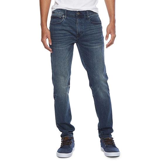 Arizona Mens Skinny Fit Jean