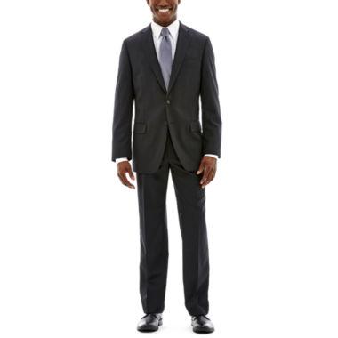 jcpenney.com | Claiborne Stretch Black Solid Suit-Classic Fit