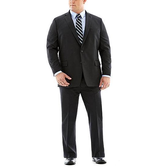 Claiborne Black Suit Separates Big Tall